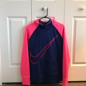Nike Dri-Fit Hoodie Women's Large
